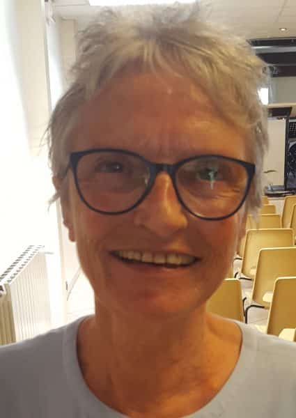 Témoignage de Liliane en août 2018.
